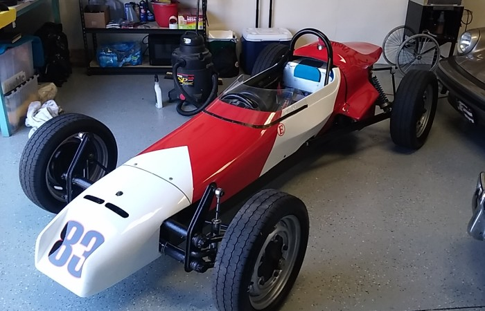 Road Runner Auto Sales >> 1969 LYNX Formula Vee Racer, Recent race prep by Fred ...