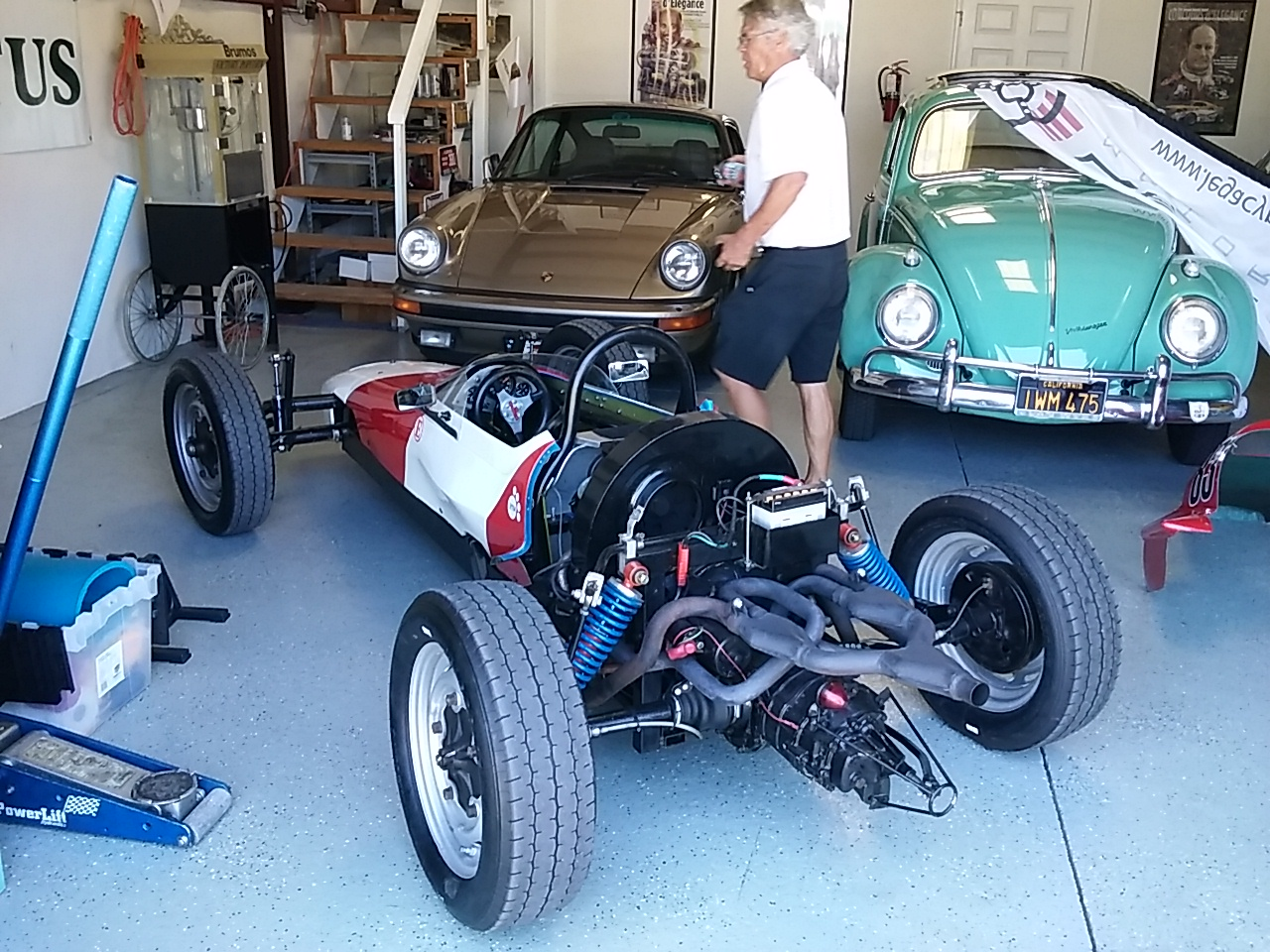 1969 Lynx Formula Vee Racer Recent Race Prep By Fred